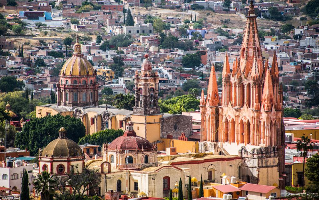 Los mejores lugares para retirarse en México