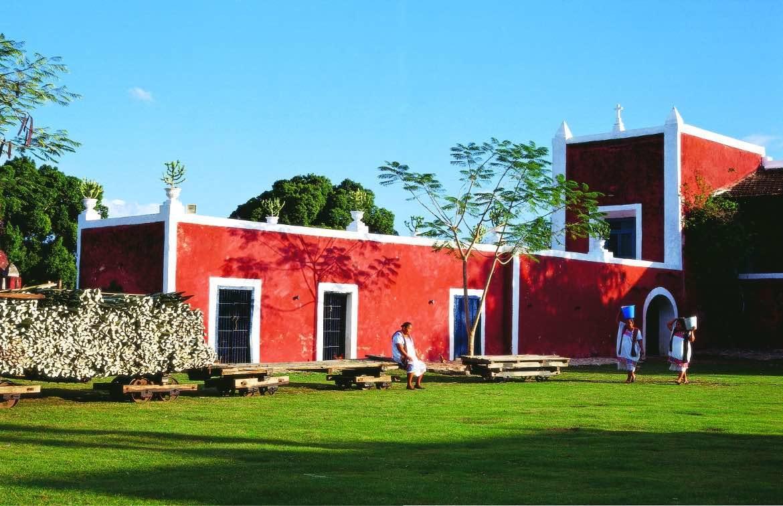 Hacienda de Mérida.