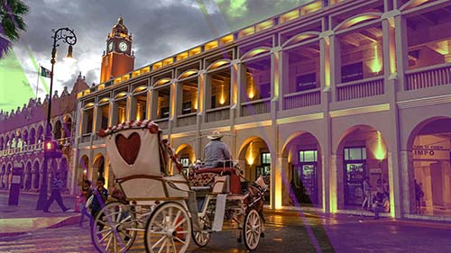 Why is Merida the best city in the world?