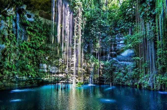 Cenote Ik - Kil.