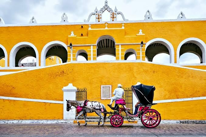 Why does Yucatan attract tourism?