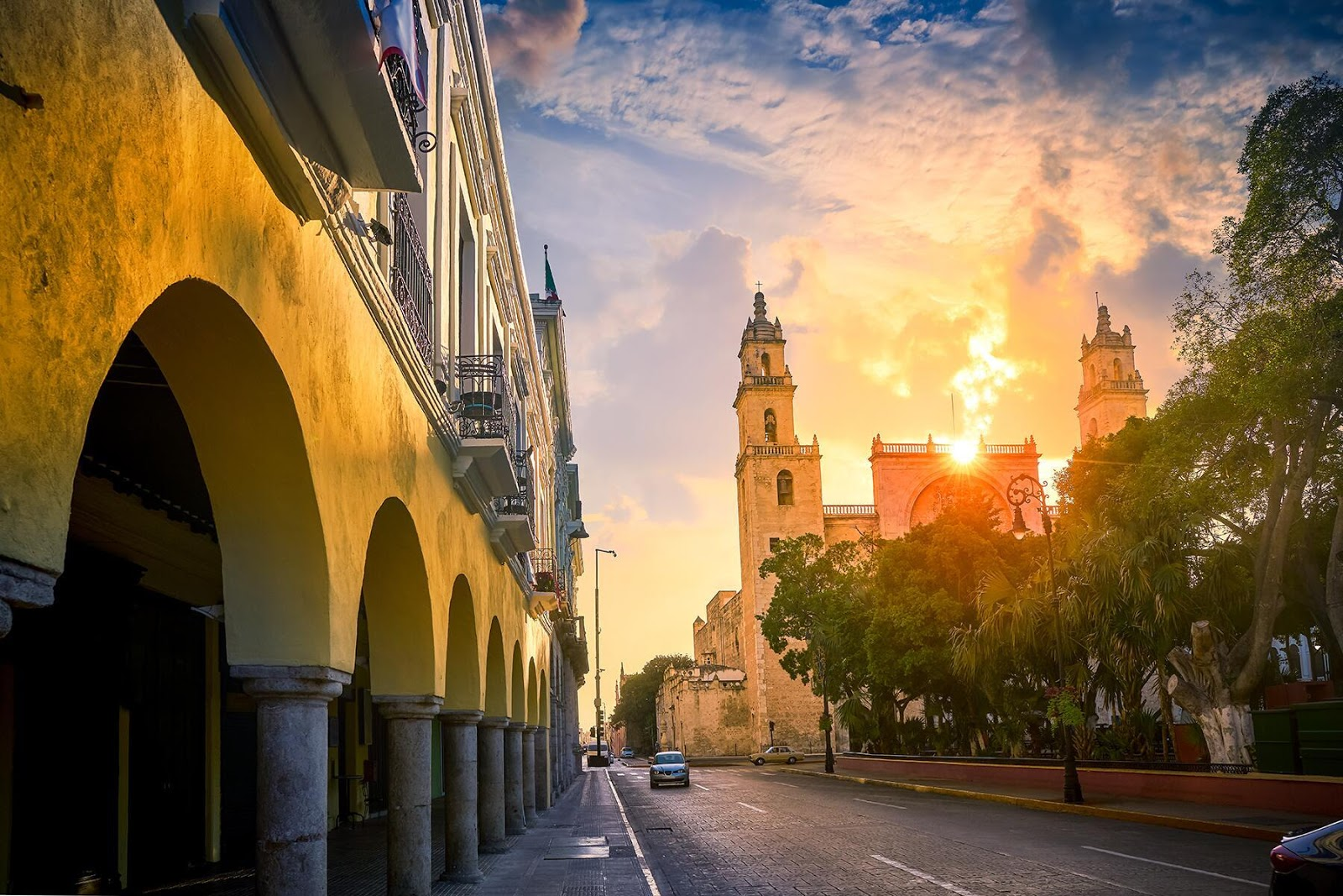 The best areas to live in Merida