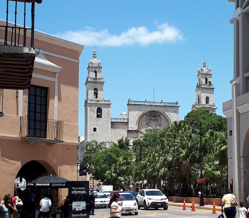 Merida is a culturally rich city with a relaxed atmosphere.