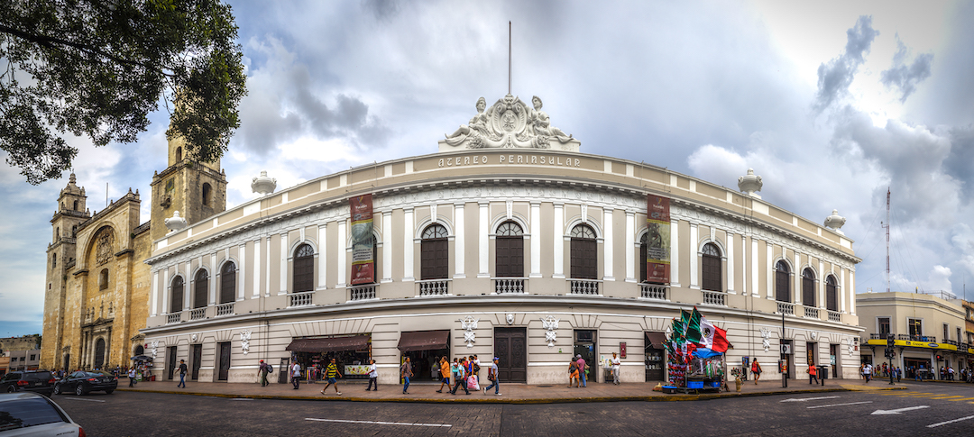 The Fernando Garcia Ponce Museum is the only museum of contemporary art in Merida.