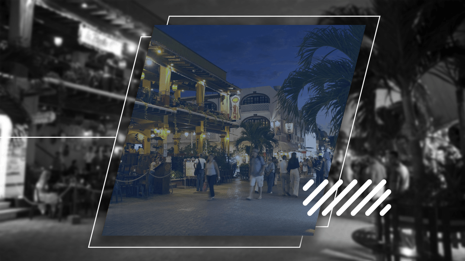 What is the 5th Avenue in Playa del Carmen famous for?