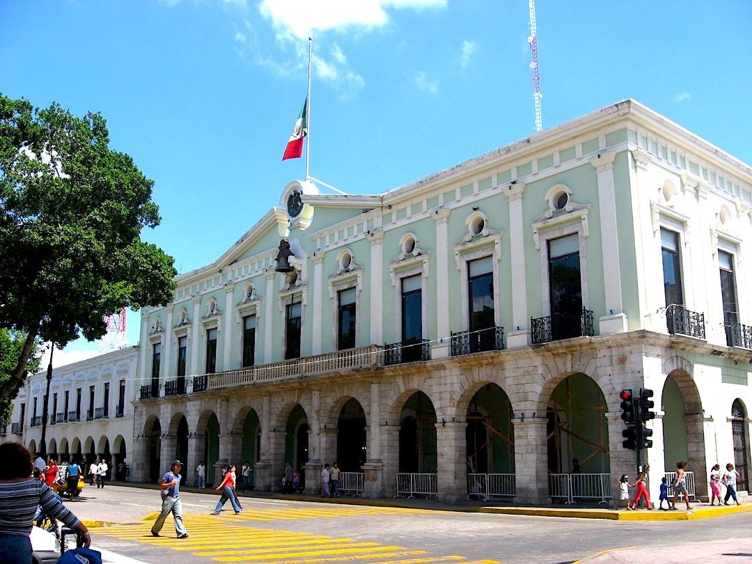 Centro de Mérida.