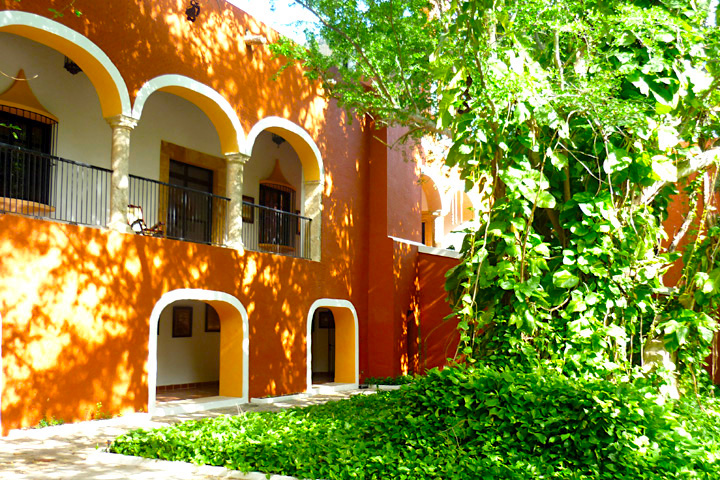 Hacienda San Ildefonso Teya.