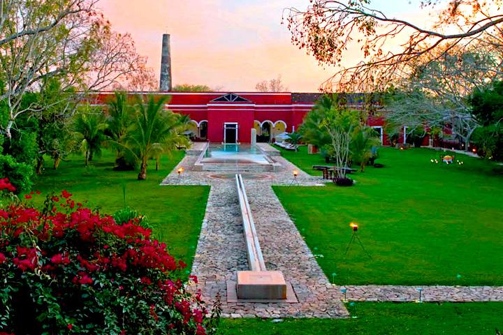 Hacienda Temozon Sur.