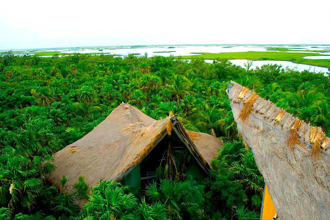 Reserva de Sian Ka'an.