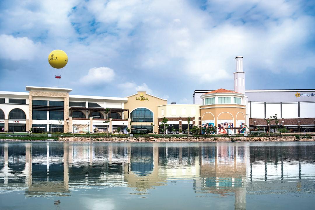 La Isla Mérida shopping mall