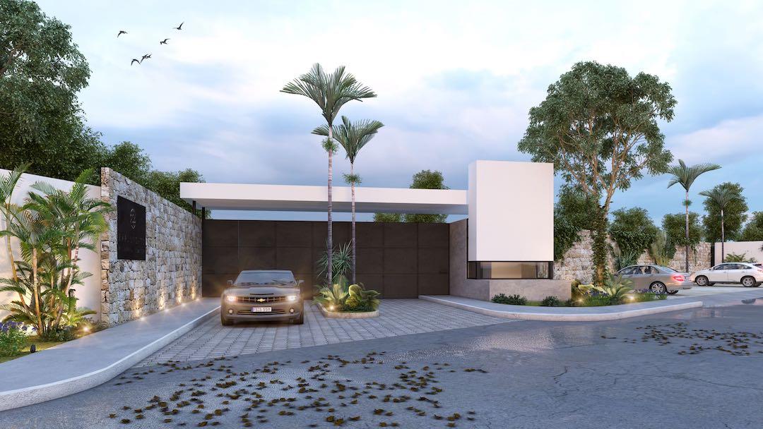 Barlovento residencial Temozón