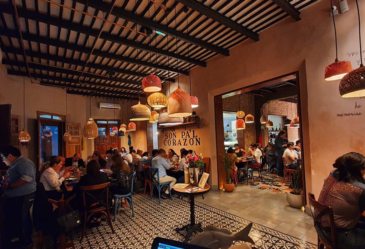 Restaurante Micaela Mar y Leña