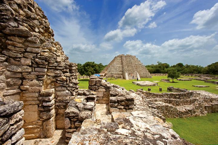 Ek Balam archaeological site