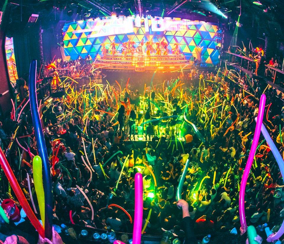 Coco Bongo Show & Disco in Playa del Carmen