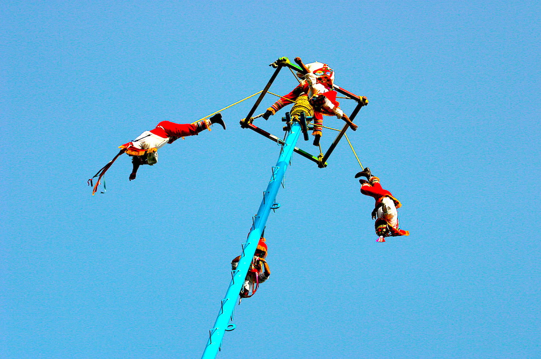 Danza de los Voladores de Papantla
