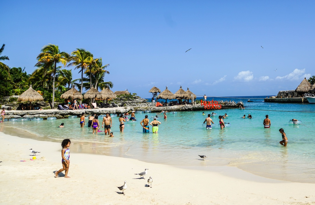 Vacaciones de Semana Santa en la riviera maya