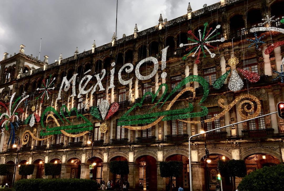 Celebración del Día de la Independencia en México