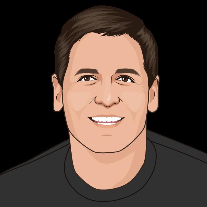 Mark Cuban -- Shark Tank Investor and Mavericks Owner