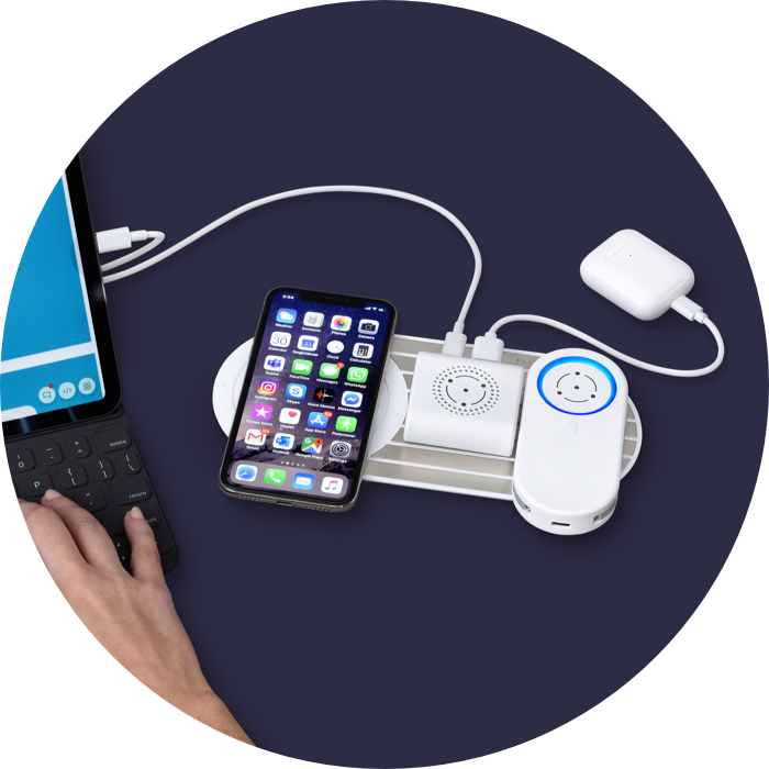 FLIcube and devices