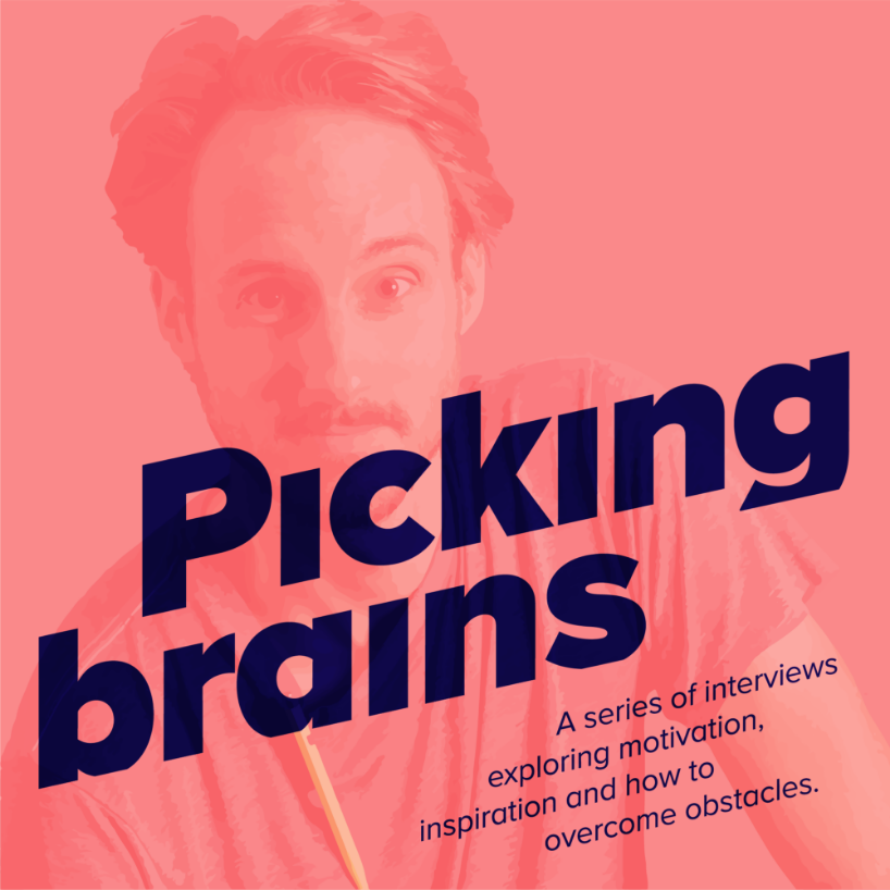 Picking Brains Cover