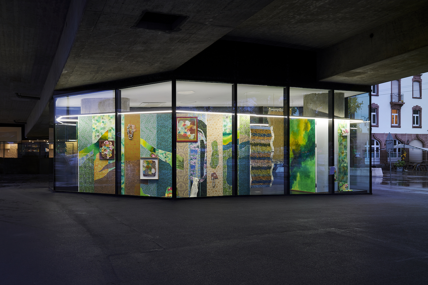 VITRINE Gallery's exhibition space in Basel