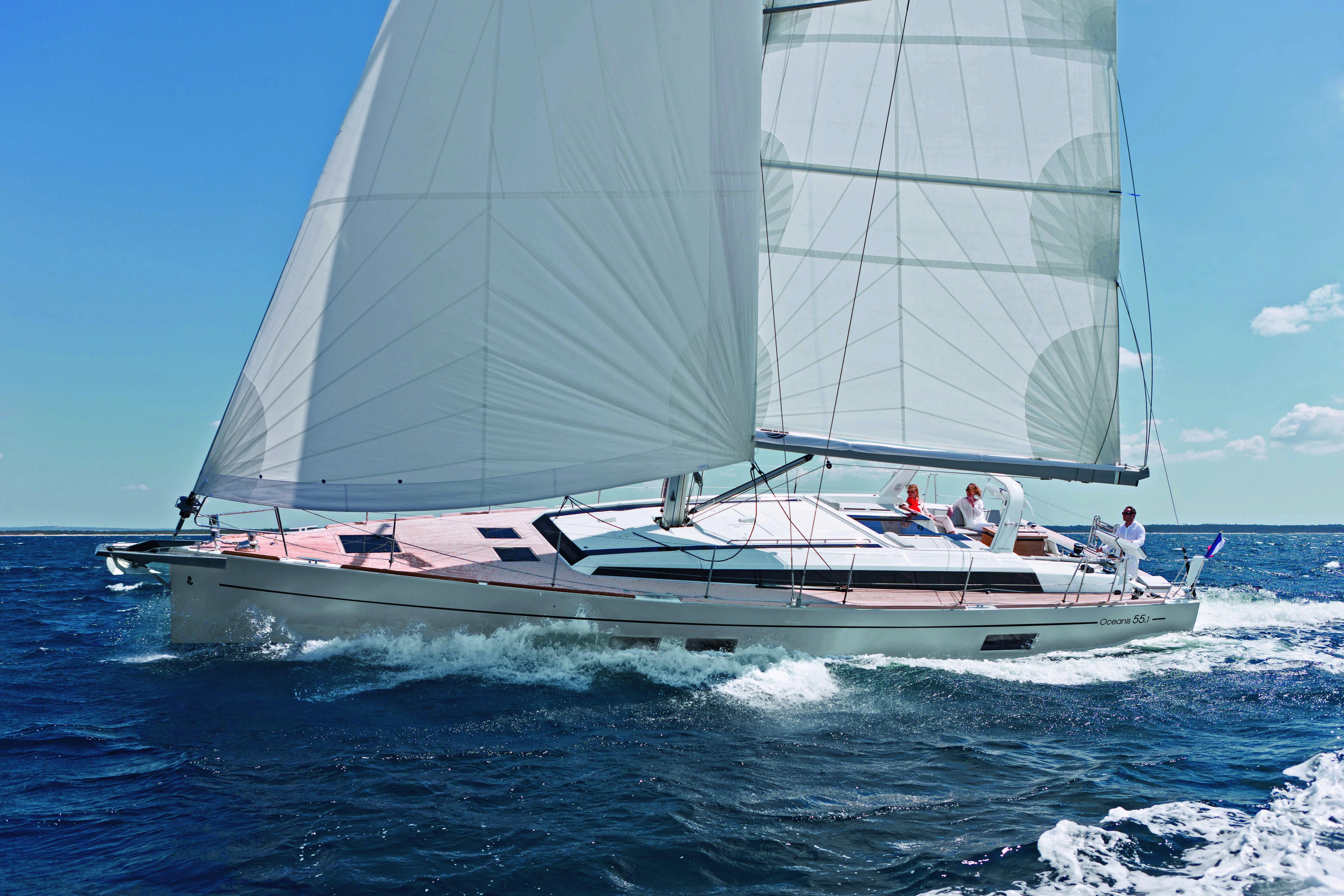 Oceanis 55.1