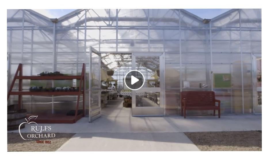 Rulfs Orchard Bakery Farmers Market Store Peru NY History Video Image