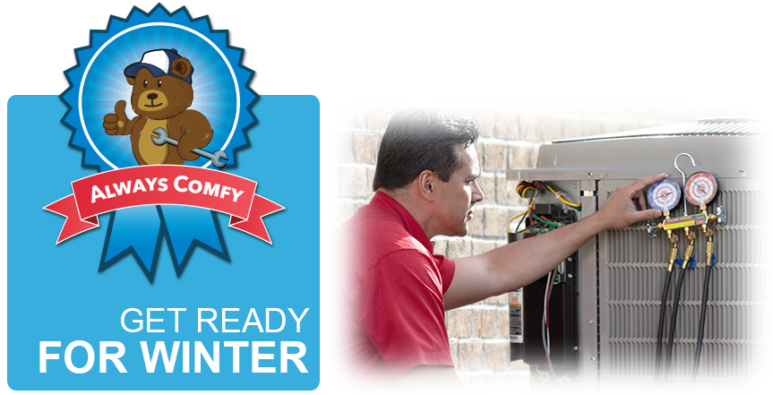 Get ready for winter with our heating tune-up service