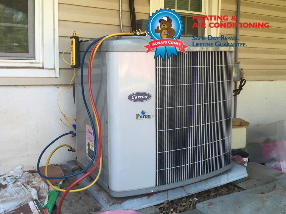 Air Conditioning Repair Somerville