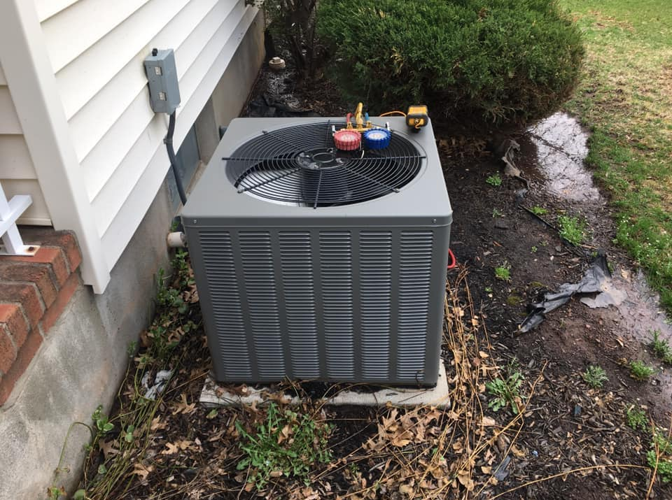air conditioning repair far hills