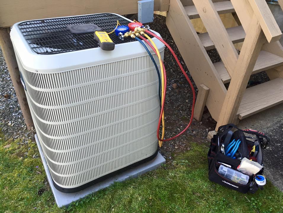 air conditioning repair green brook