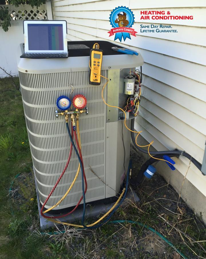 hvac repair monmouth junction