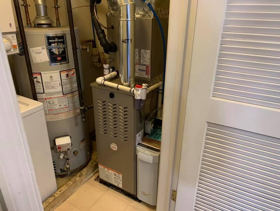 heating repair montgomery