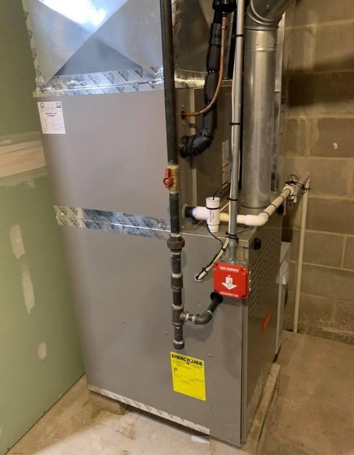 heat repair montgomery
