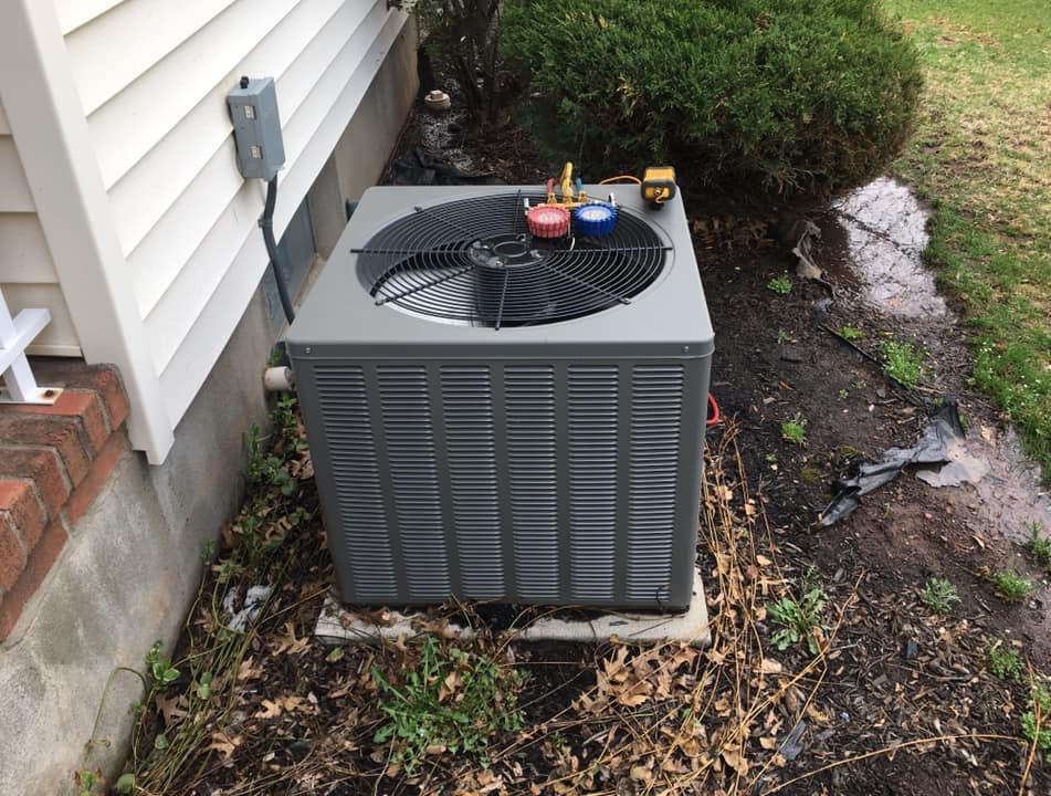 HVAC repair somerset county