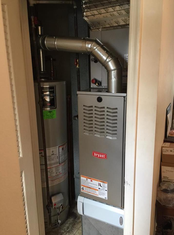 heating repair somerville