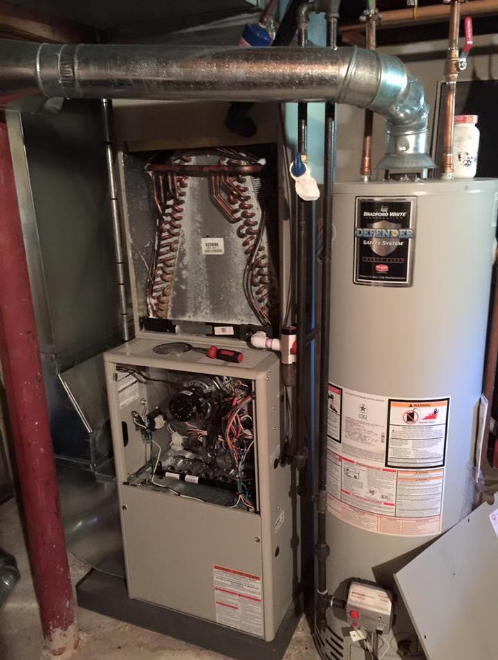 heating repair south brunswick