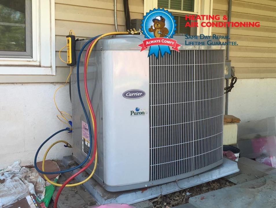 air conditioning repair south brunswick