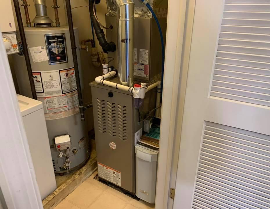 heat repair edison