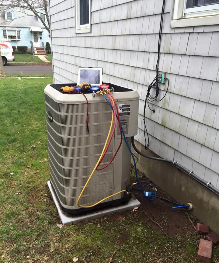 air conditioning repair watchung
