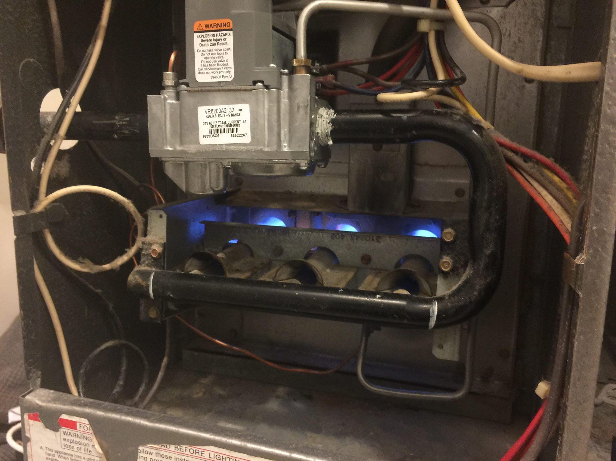 heating repair berkeley heights