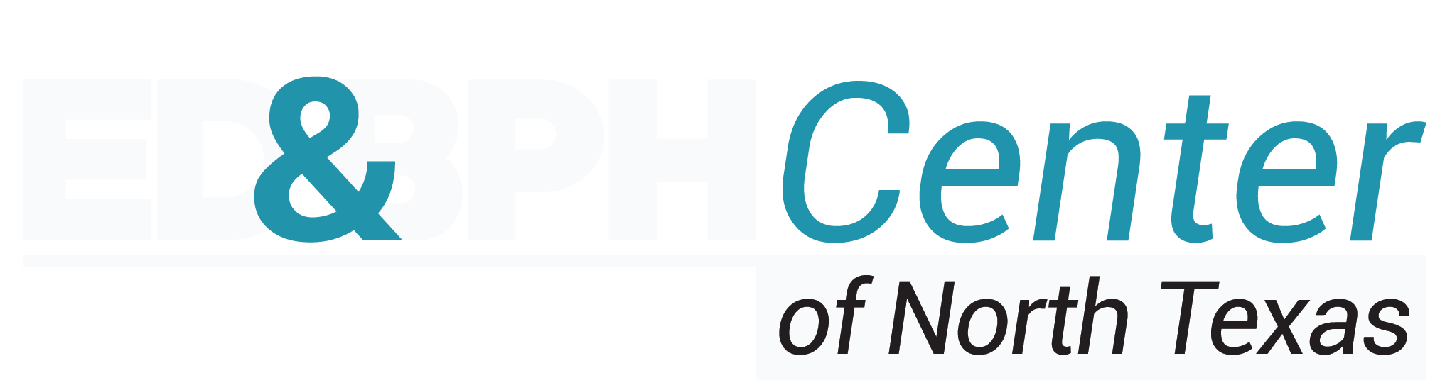 ED & BPH Center of North Texas Logo