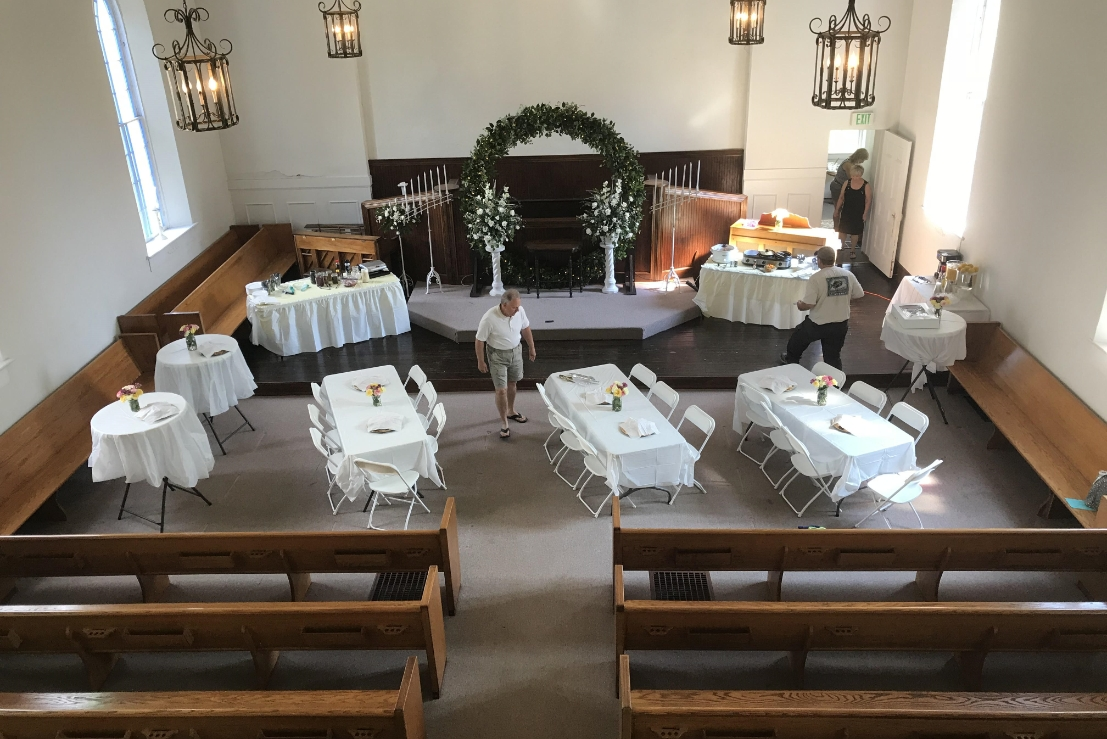 The Garden Chapel - General Event Space