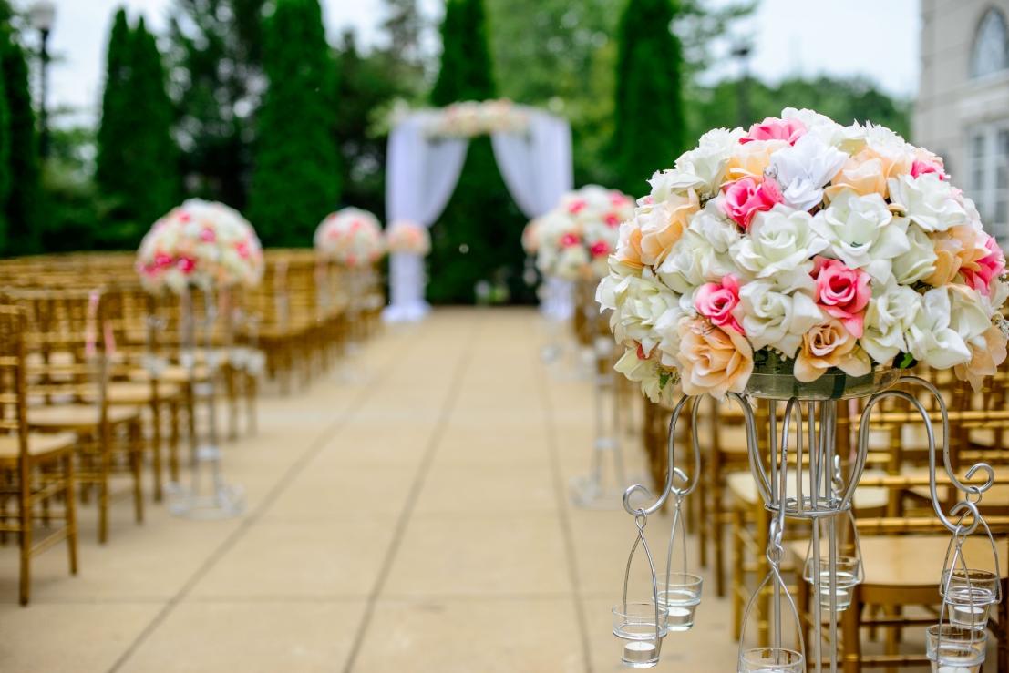 The Garden Chapel - Outdoor Receptions and Ceremonies