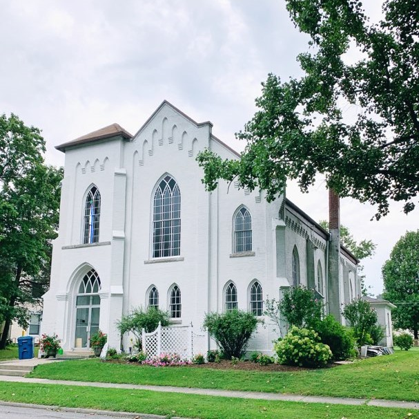 The Garden Chapel Wedding Venue - Exterior