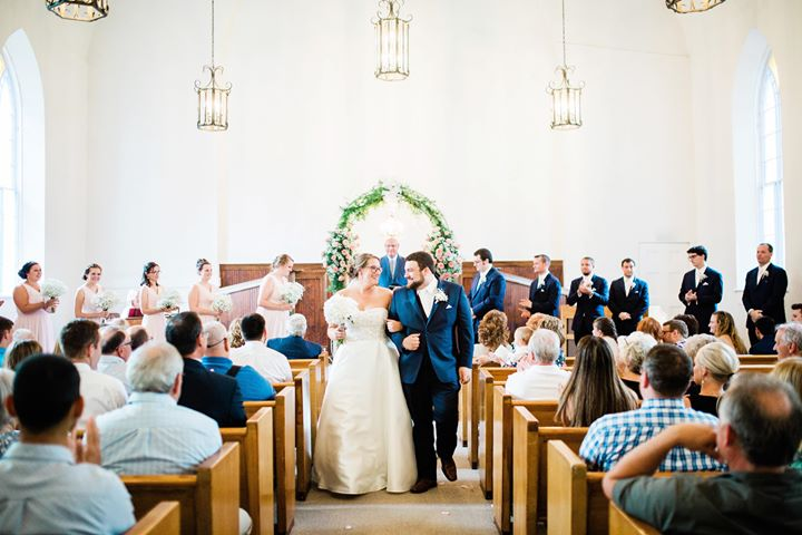 The Garden Chapel - Indoor Ceremonies