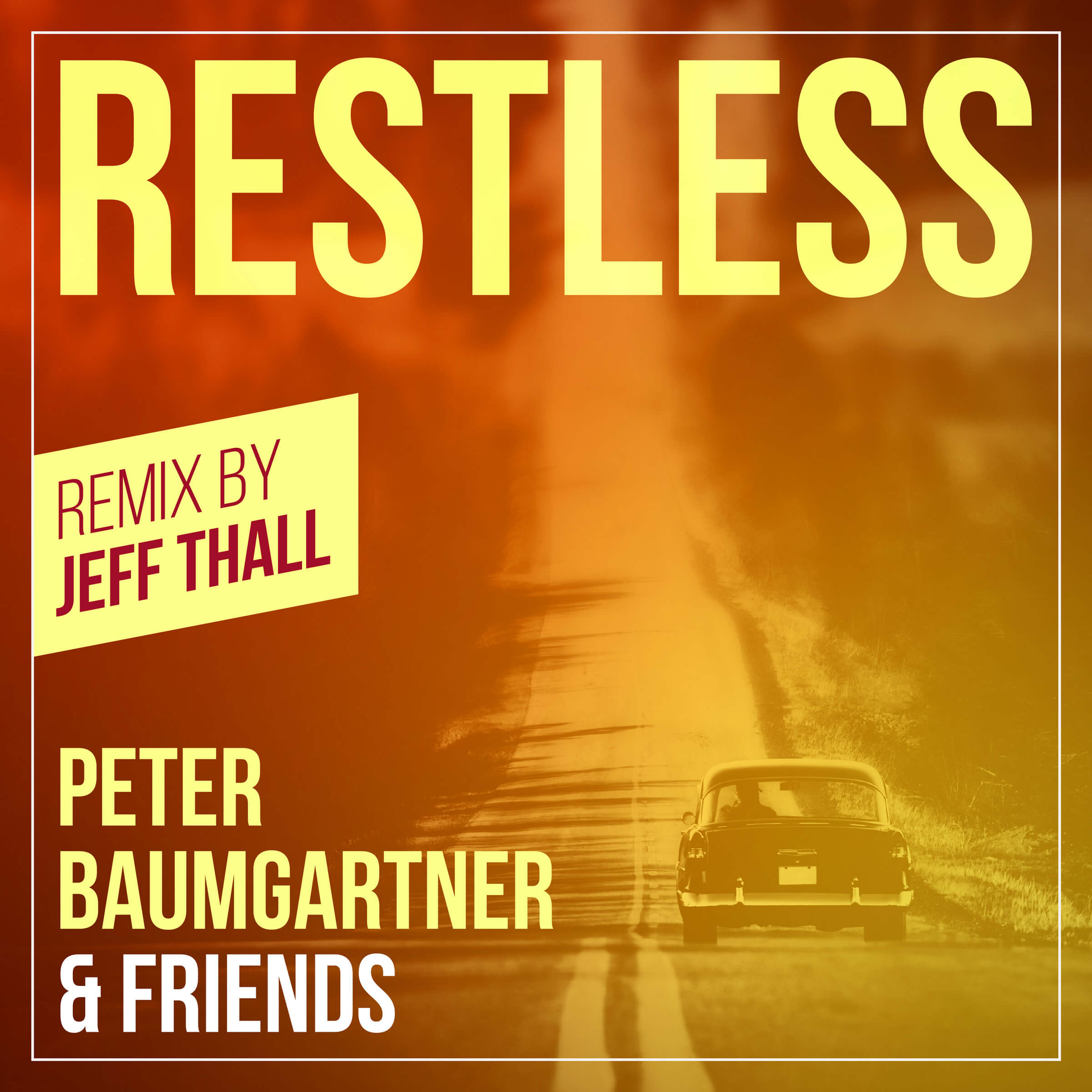 Restless (Remix by Jeff Thall) - Single