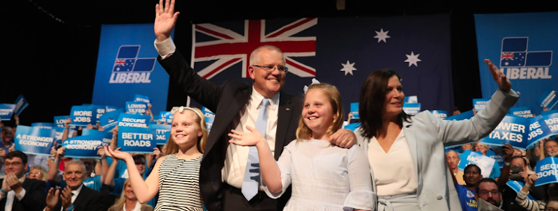 The 'Hidden' Message in Scott Morrison's Victory Speech