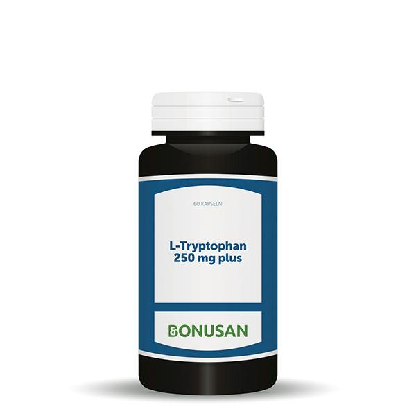 L-Tryptophan 250 mg Plus