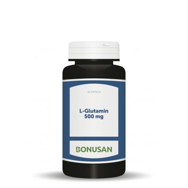 L-Glutamin 500 mg